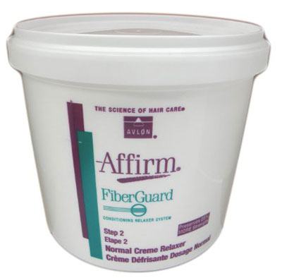 Affirm FiberGuard Conditioning Creme Relaxer