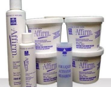 Affirm Relaxer Kit
