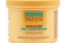 relaxer for color treated hair