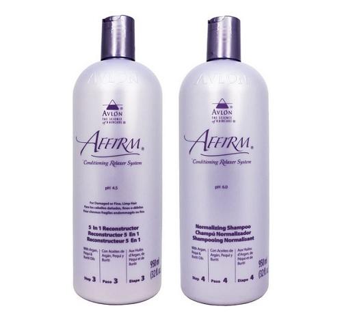Affirm Hair Relaxer Canada